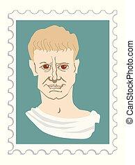 julius caesar, historiograf, statsman