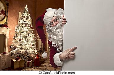 jultomten, kommande