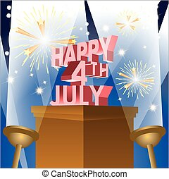 july., αφαιρώ , 4th , ευτυχισμένος