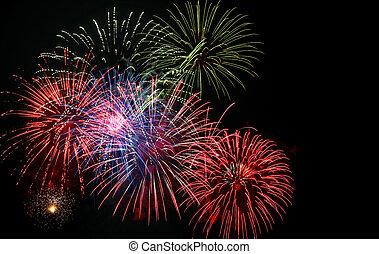 july 4, fireworks elárul