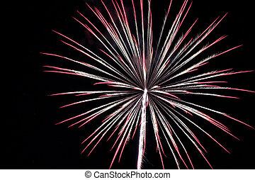 july 4, tűzijáték