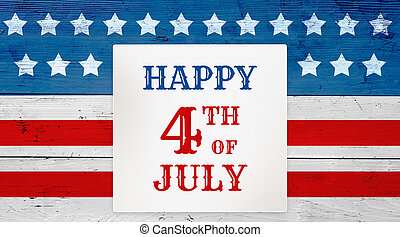 July 4th background - Happy 4th of July background