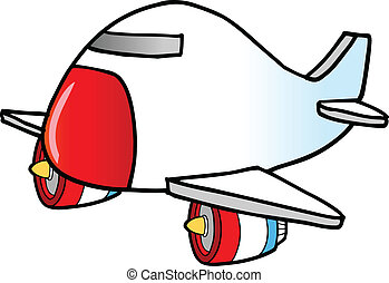 Jumbo Jet Vector