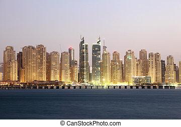 Jumeirah Beach Residence skylie in Dubai, United Arab...