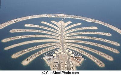 Jumeirah Palm Island Development In Dubai