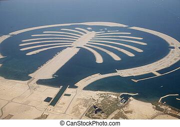 Jumeirah Palm Island In Dubai - Jumeirah Palm Island...