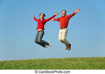 jump couple