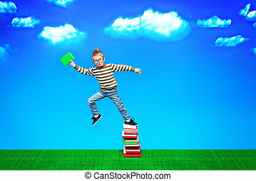jump to knowledge
