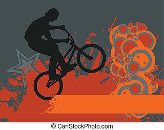 jump your bike