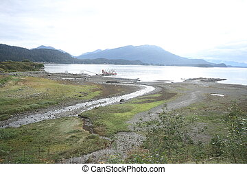 Juneau Alaska - City and Landscapes