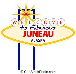 Juneau - capital of Alaska