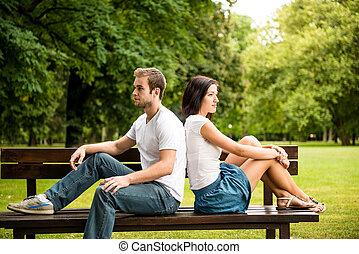Schöne Datierung