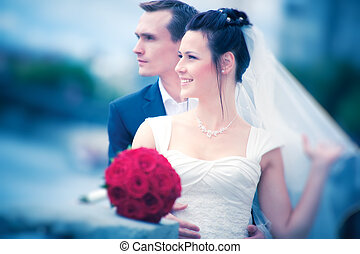 junges, wedding