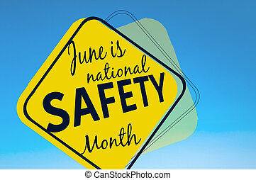 juni, national, sicherheit, monat
