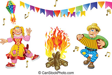 Junina Party Theme