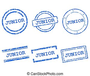 junior, briefmarken