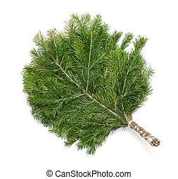 Juniper broom