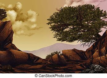 Juniper tree Illustrations and Stock Art. 439 Juniper tree ...