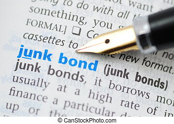 Junk bond - Dictionary Series
