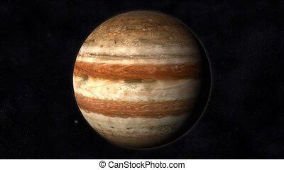 Jupiter Animation