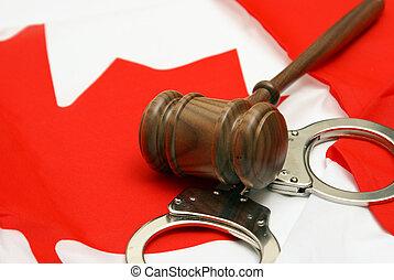 jurisdição, canadense