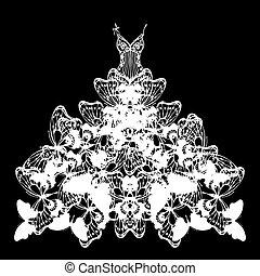 jurkje, trouwfeest, ontwerp