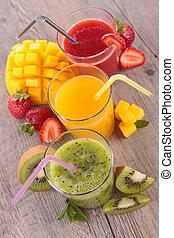 jus fruit