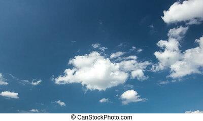 Just a Blue Sky