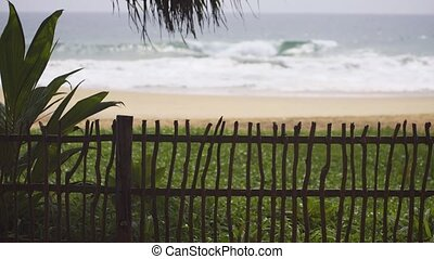 Just a Fence Hop away from the Beach in Hikkaduwa - Simple...