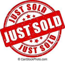 Just sold rubber stamp
