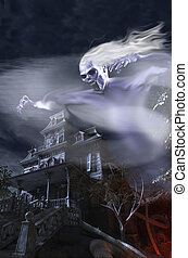 Just the Wind - Ghost and haunted house