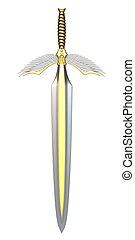 justiça, espada