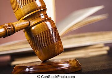 justice, concept, droit & loi