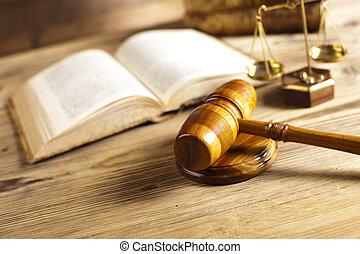 justice, concept, et, paragraphe