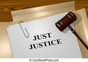 justice, concept, juste