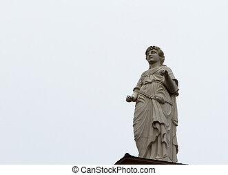 justice, déesse, themis