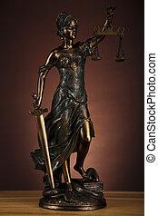 justice, droit & loi, dame