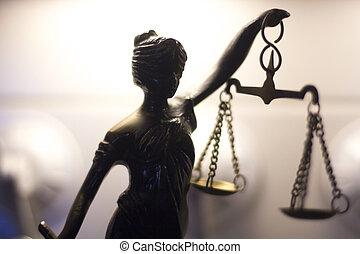 justice, droit & loi, légal, statue