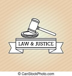 Justice hammer design