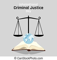 justice, international, criminel, jour