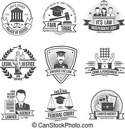 Justice Label Set