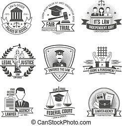 Justice Label Set