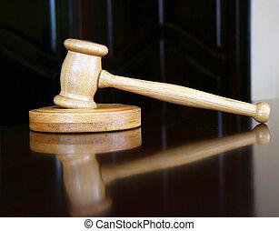 justice, marteau