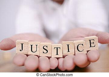 justice, motivation, concept, mots, citations