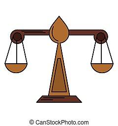 justice scale law symbol
