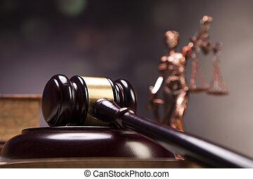 justice!, slaghamer