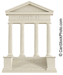 Justice temple