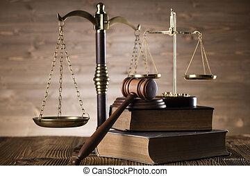 justice, thème, droit & loi