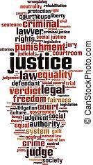 Justice-vertical