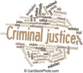 justicia, criminal